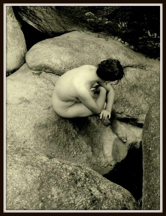 Kansuke Yamamoto 1955©Toshio Yamamoto