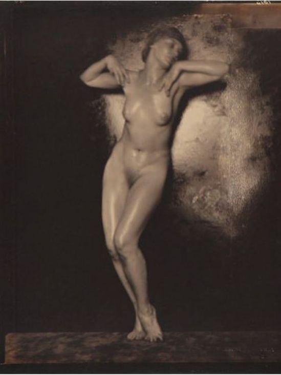 Nickolas Murray. Nu 1930. Via yannlemouel