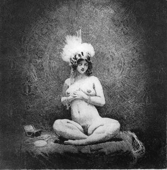 Norman Lindsay. This shrine