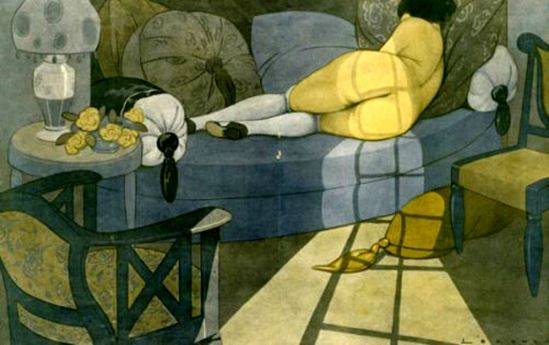 Fabius Lorenzi . Clair de lune