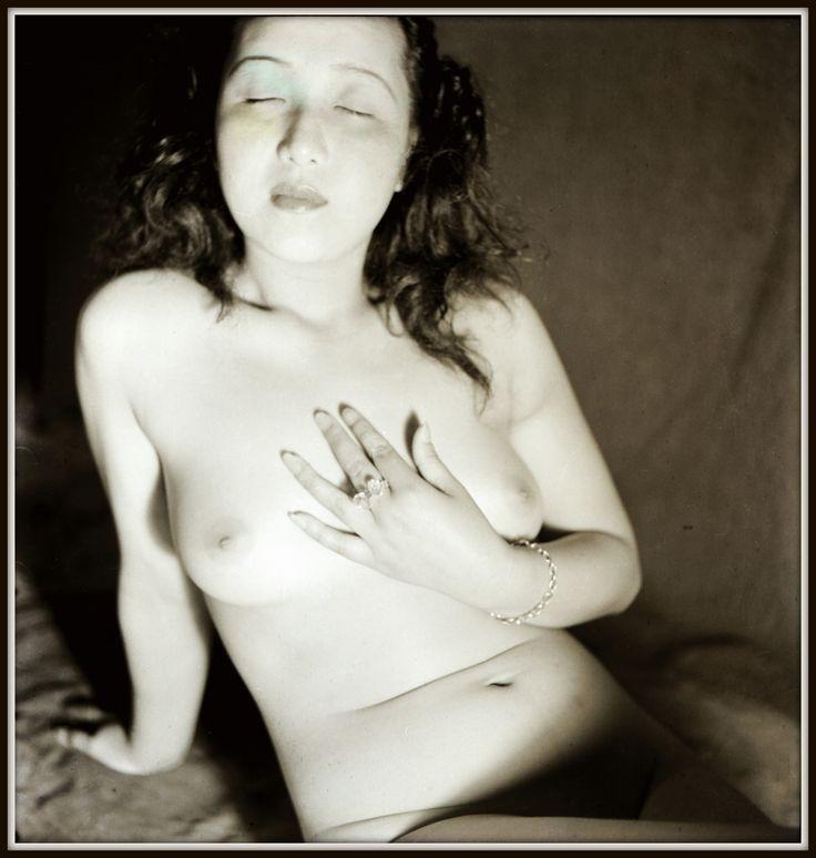 Kansuke Yamamoto 1949 ©Toshio Yamamoto