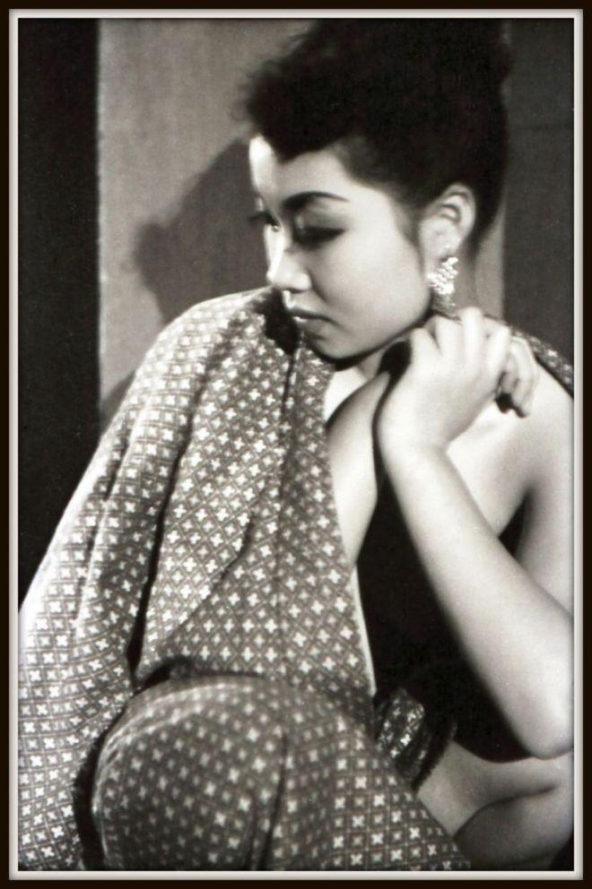Kansuke Yamamoto 1954 ©Toshio Yamamoto