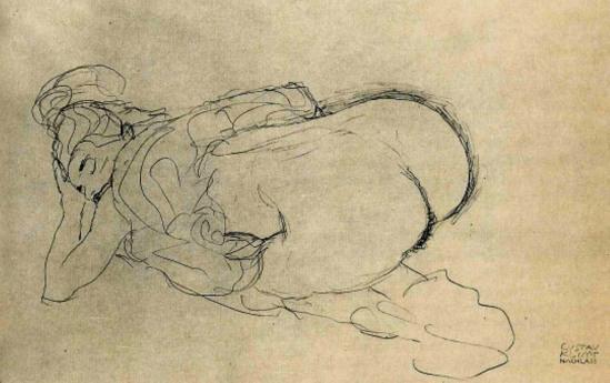 Gustav Klimt. Nachlass