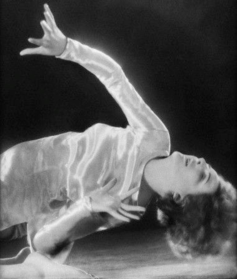 Emil Otto Hoppé. German Performer Leni Riefenstahl 1928. Via corbis