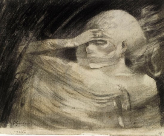 Paul Gauguin. Madame La Mort. 1890-1891. ®RMN