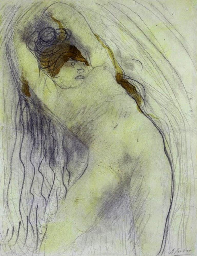 Auguste Rodin. Femme captive 1905
