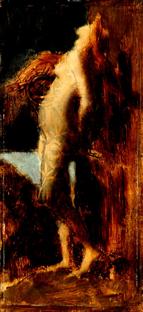 Jean-Jacques Henner. Andomède 1880