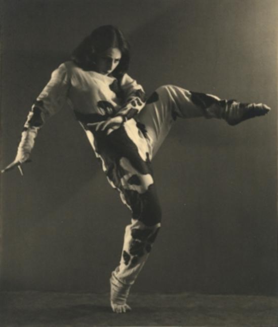 Martin Imboden. Danse grotesque 1930