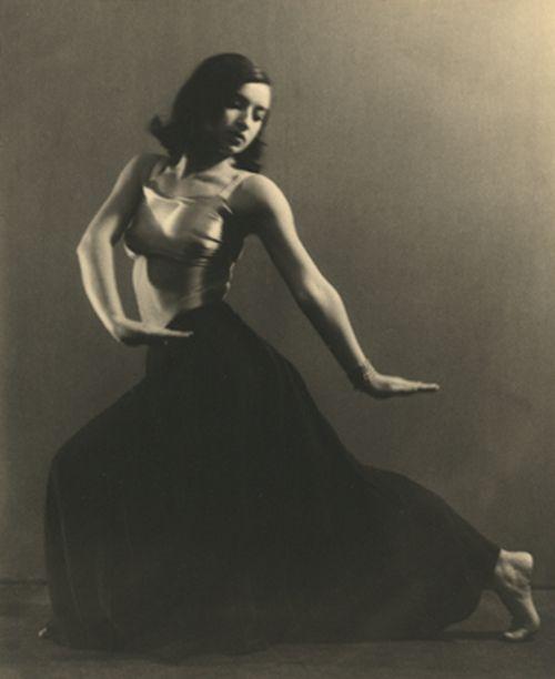 Martin Imboden. Danseuse Jula Isenburger 1929 Via Wehadfacesthen