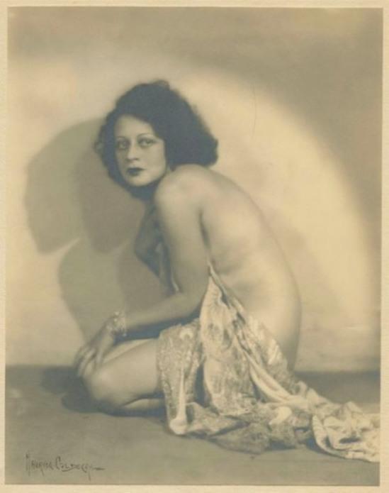 Maurice Goldberg. Lenore Ulric 1923