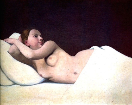 Félix Vallotton. Rest 1911
