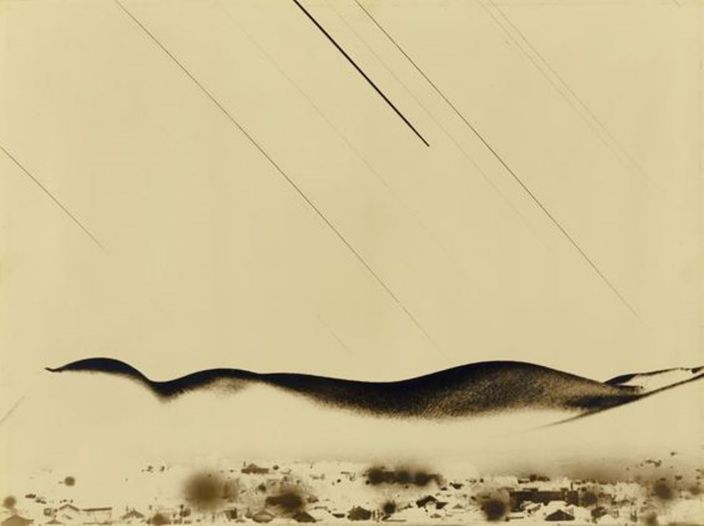 Kansuke Yamamoto. Those who do not return 1956. Collection of J.P.Getty Museum. ©Toshio Yamamoto