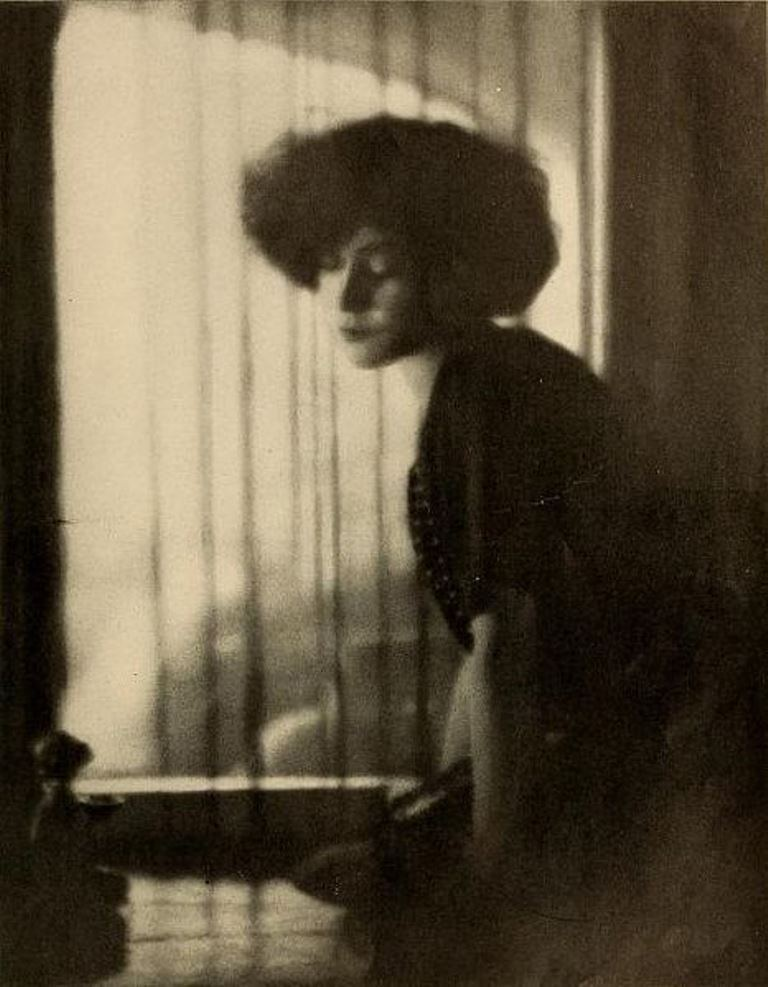 Alla Nazimova. in Shadowland, December 1922, photographed by Arthur F. Rice