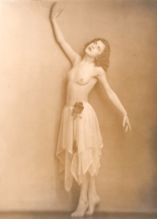Duncan dancer