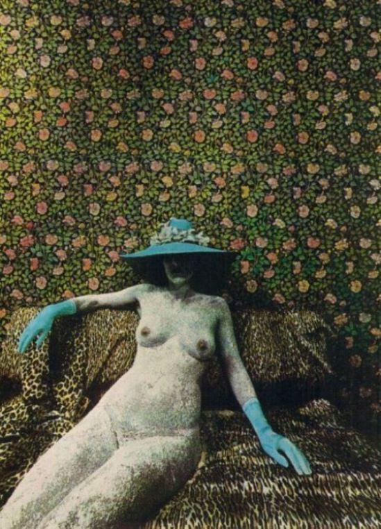 Paul de Nooijer. Lady with hat