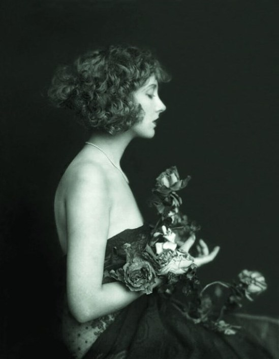 Alfred Cheney Johnston. The actress Helen Ware