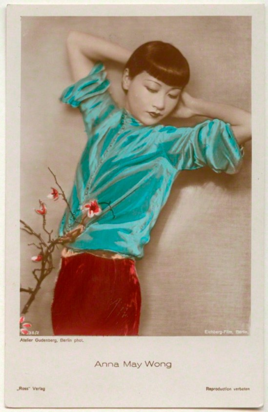 NPG Ax160193; Anna May Wong