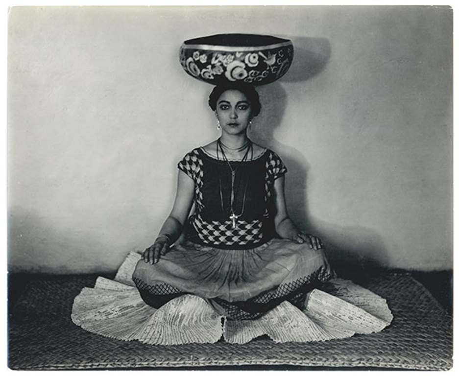 Edward Weston. Rosa Rolando(Rosa Covarrubias)1  1926. Via catarinaudlap