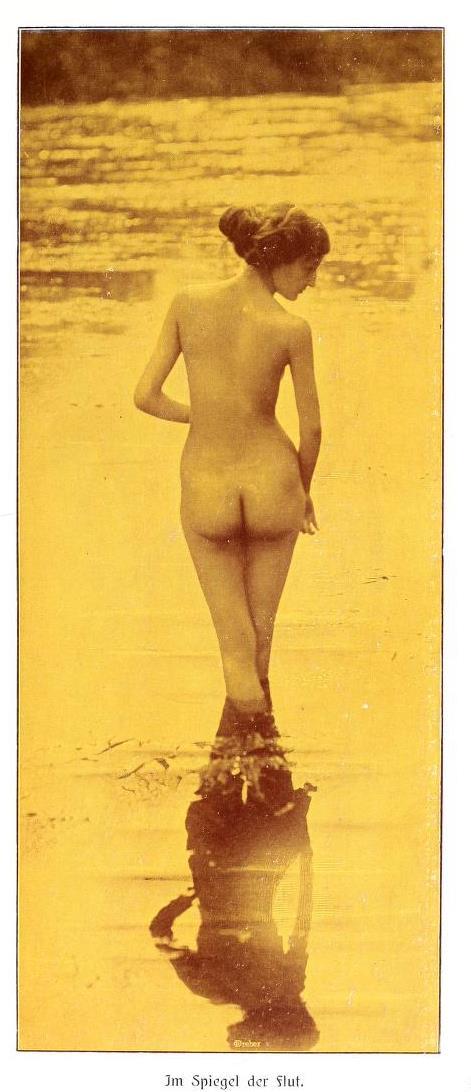 Kritische Betrachtungen über die Darstellung des Nackten in Malerei und Photographie 4