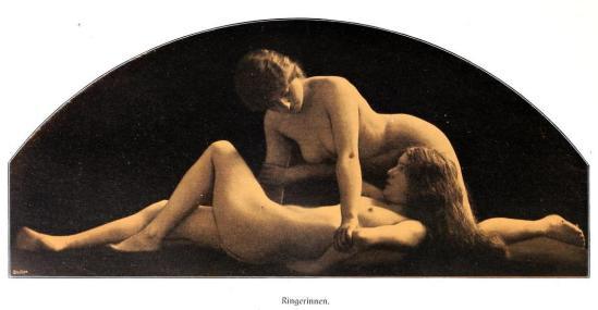 Kritische Betrachtungen über die Darstellung des Nackten in Malerei und Photographie 7