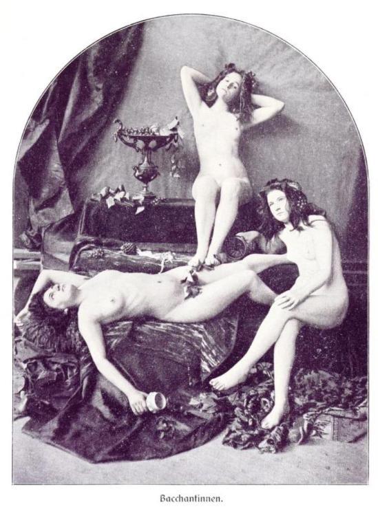 Kritische Betrachtungen über die Darstellung des Nackten in Malerei und Photographie 8
