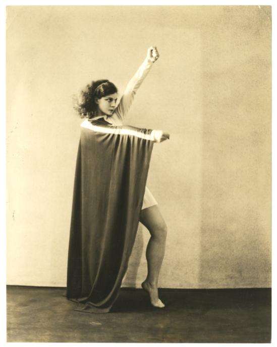 Soichi Sunami.  HelenTamiris 1920. Via ebay