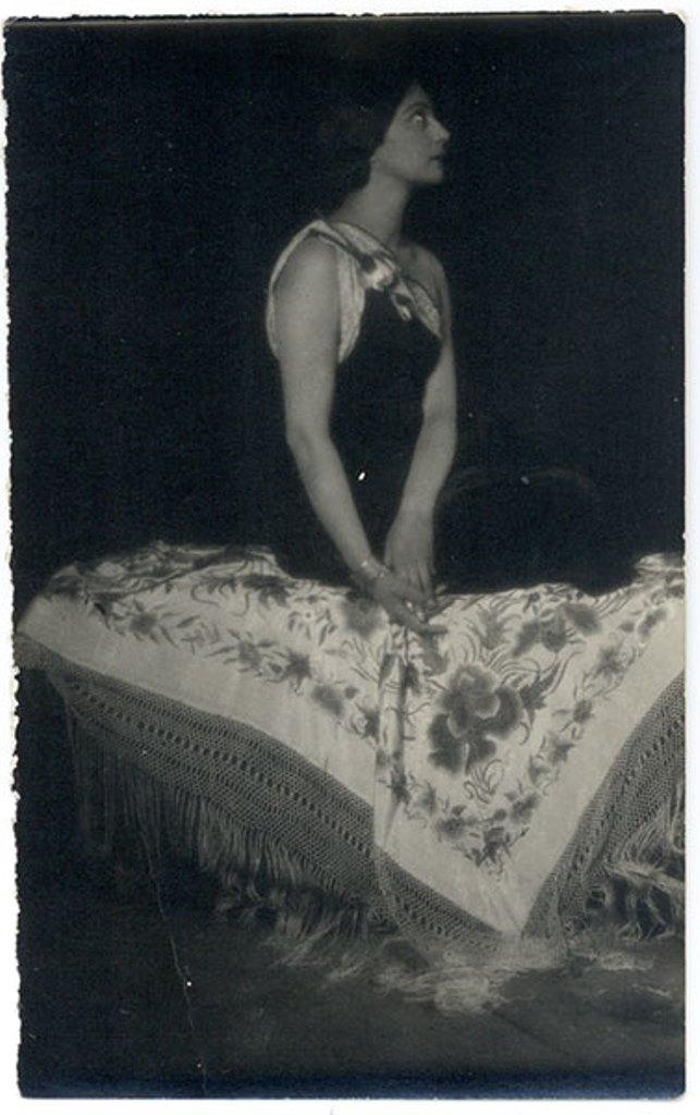 Tina Modotti. Rosa Rolando(Rosa Covarrubias)2 . Via catarinaudlap