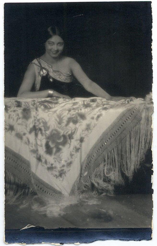 Tina Modotti. Rosa Rolando(Rosa Covarrubias)3 . Via catarinaudlap