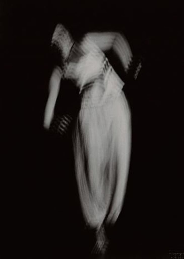 Charlotte Rudolph. Mary Wigman in trance 1928. Via arnet