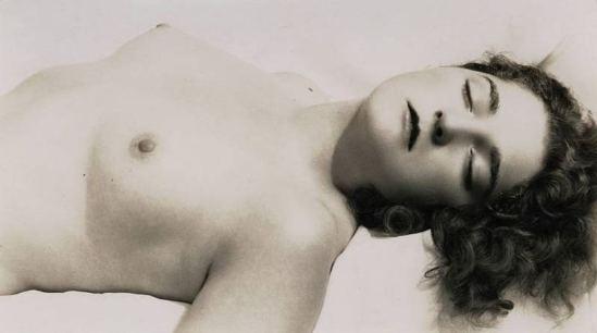 Daniel Masclet. Sans titre 1926. Via gittermangallery