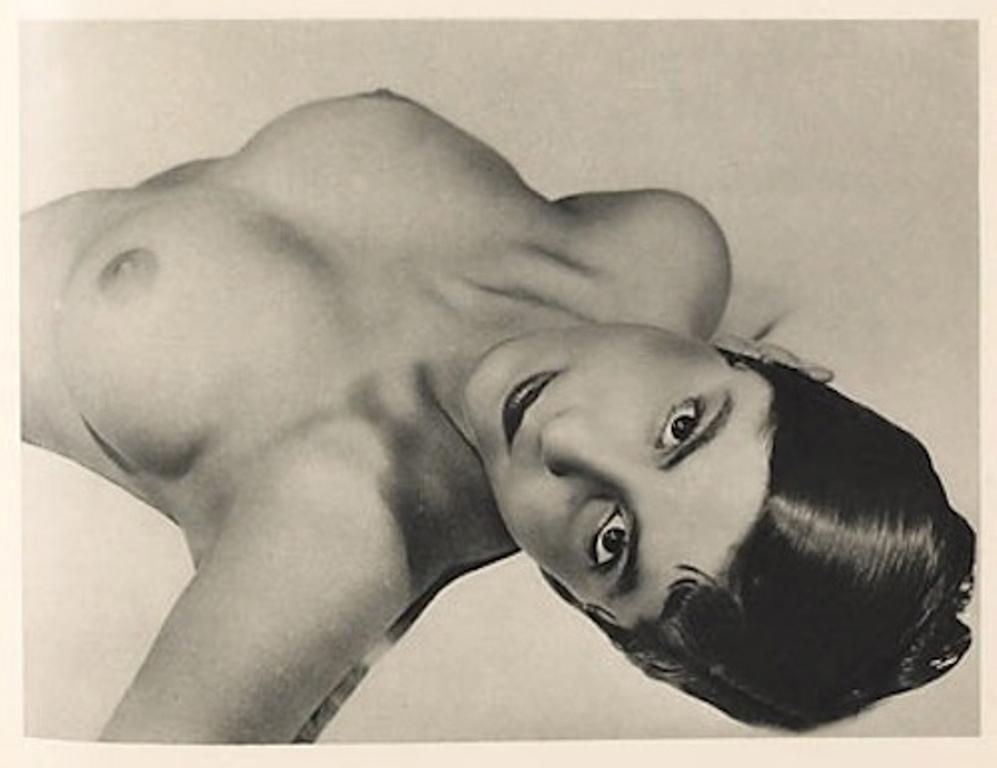 From Album du Premier Salon Internationale du Nu Photographique Paris. Daniel Masclet 1933. Via museedelaphoto