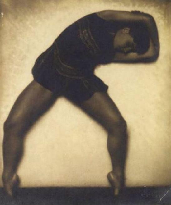Rudolf Koppitz. Etude de mouvement 1925. Via artnet