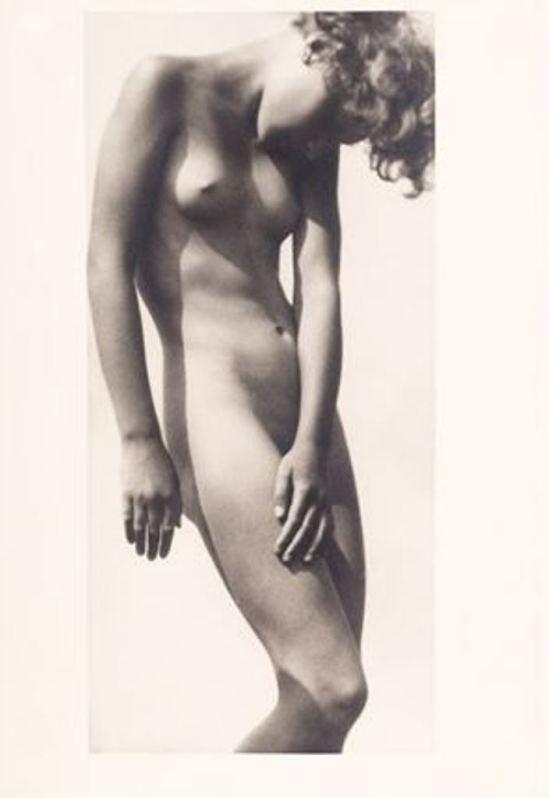 Rudolf Koppitz. Nude 1928. Via artnet