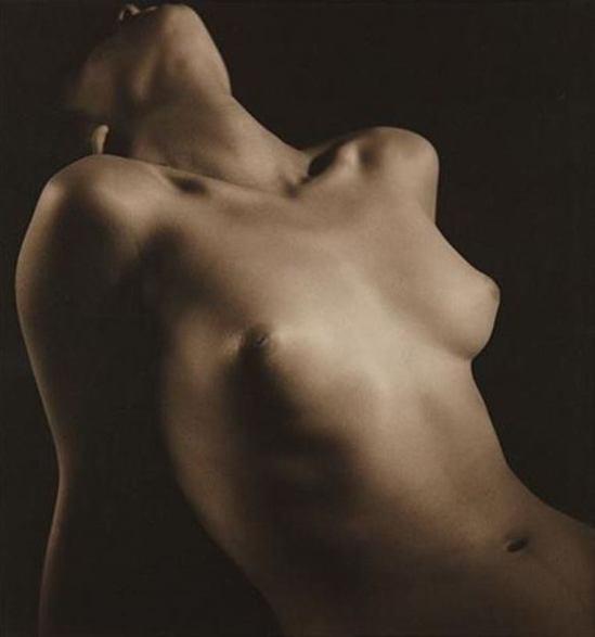 Rudolf Koppitz. Nude study 1925. Via artnet