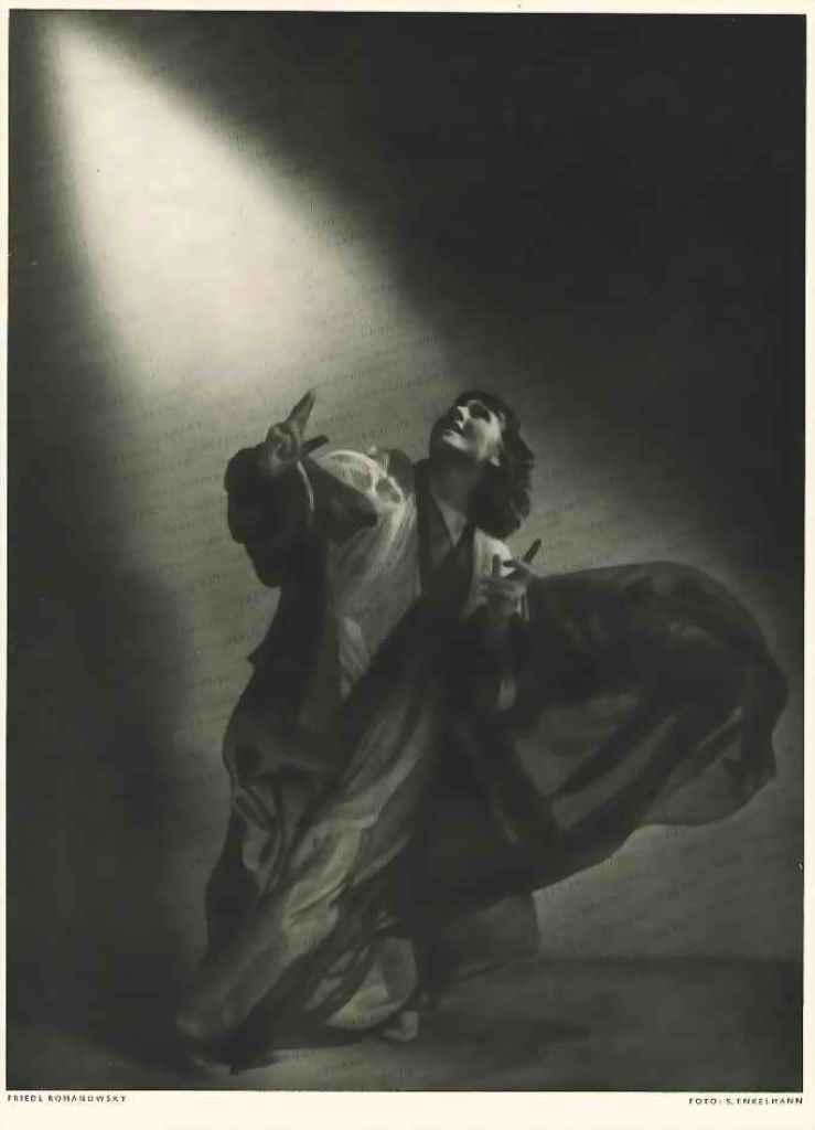 Siegfried enkelmann. Friedl Romanowsky