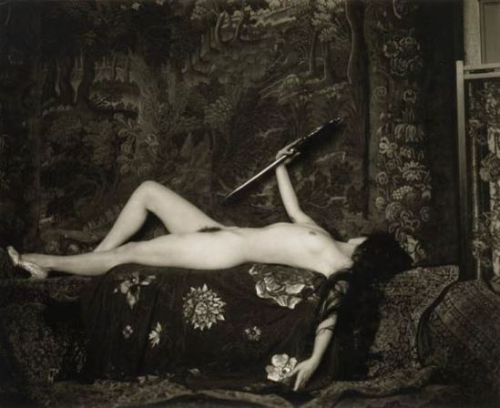 Alfred Cheney Johnston. Doris Podmore 1920-1929. Via artnet (2)