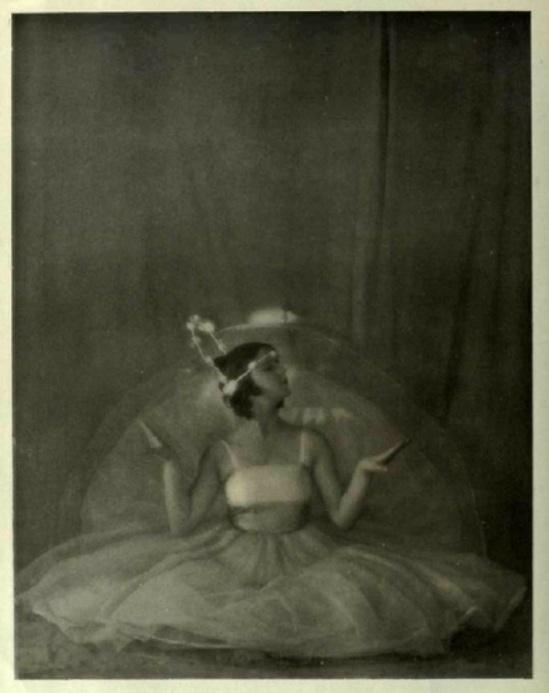 Arthur F. Kales.  A magazine cover 1918. Via historicalzg