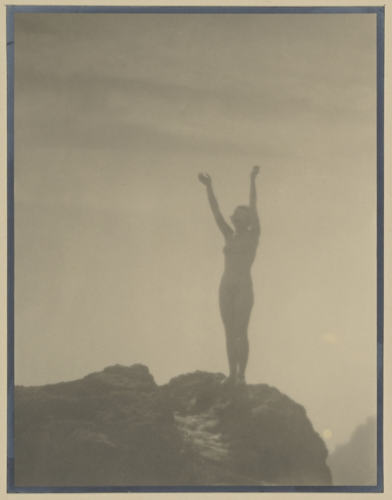 Arthur F. Kales. Dawn 1917. Via getty