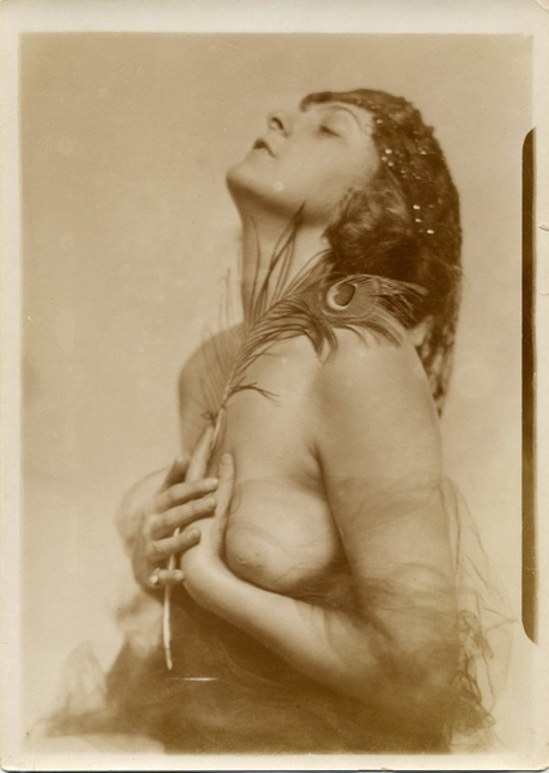 Charles Gates Sheldon. Modèle inconnu 1920s Via historicalzg