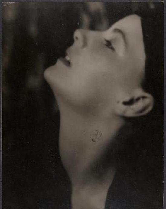Photographe anonyme. Greta Garbo ®Theatermuseum Wien