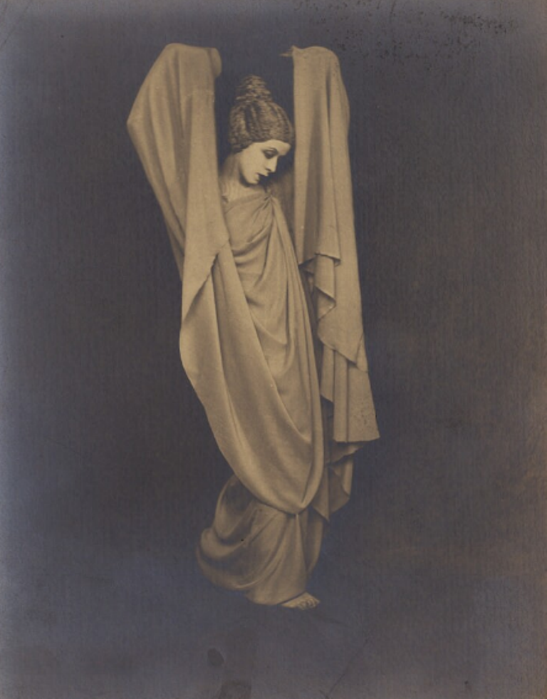 Photographe inconnu. Martha Graham. Tanagra. Via libraryofcongress