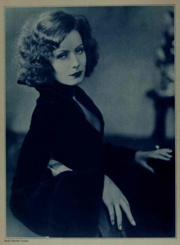 Ruth Harriet Louise‎. Greta Garbo