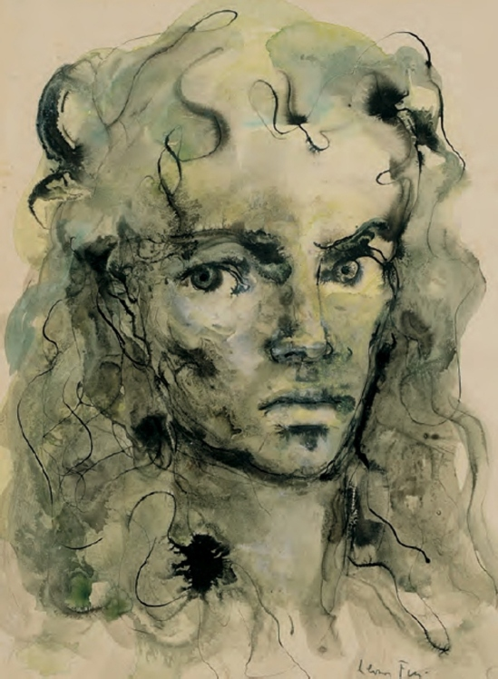 leonor-fini-sphinx-imaginary-self-portrait