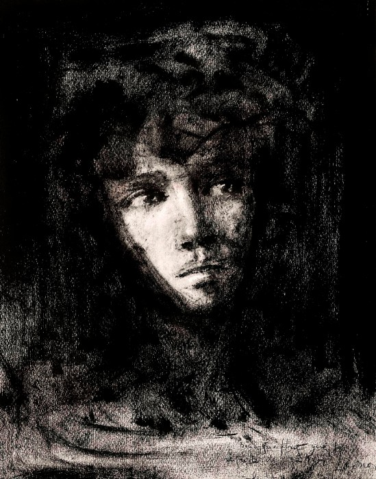 leonor-fini-tete-de-femme-1951-pen-and-ink-drawing-41-cm-x-31-5-cm-via-thunderstruck9