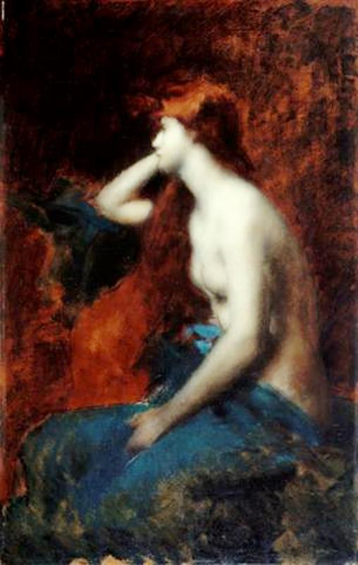 jean-jacques-henner-reverie-vers-1904-1905