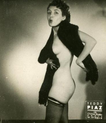 teddy-piaz1-boite-dallumettes-femmes-nues-1940