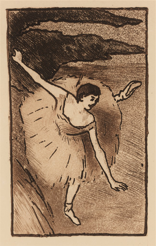 edgar-degas-dancer-on-stage-taking-her-bow-1891-1892-aquatint-and-soft-ground-etching