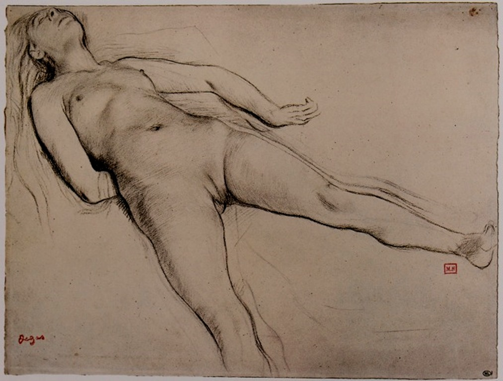 edgar-degas-lying-nude-woman