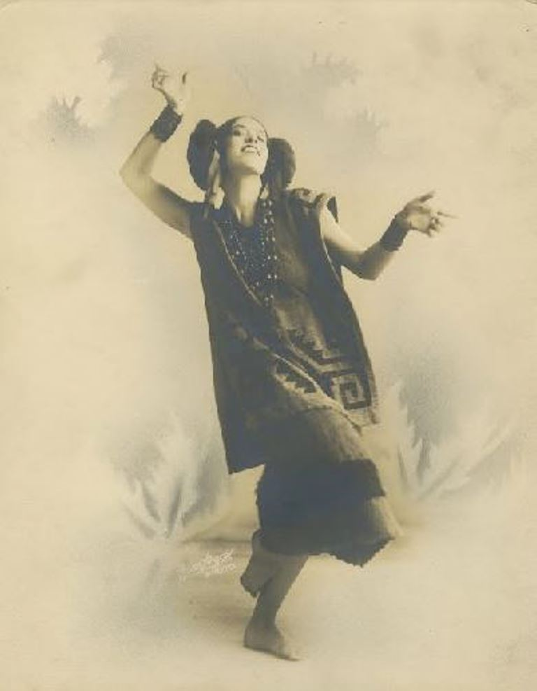 fred-hartstook-martha-graham-in-xochitl-1920martha-graham-center