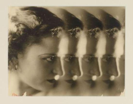Blanc & Demilly. Les visages 1935. Via artnet